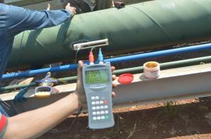 flow meter  air ultrasonic clamp on