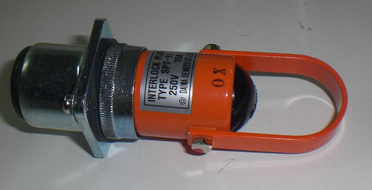 Safety Plug Daiwa Dengyo Spt Series Flow Meters Wiratama