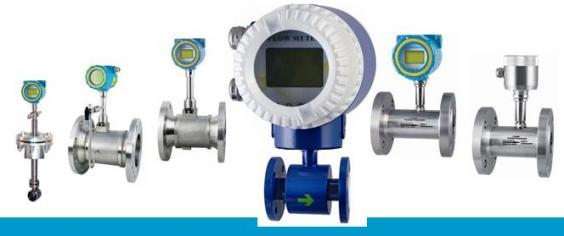 Flowmeter magnetic