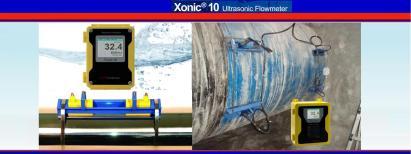 Xonic 10L flow meter