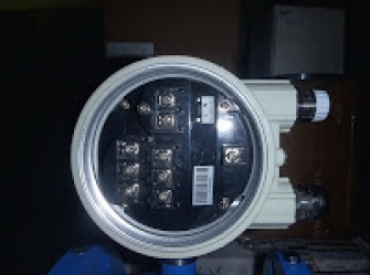 wiring electromagnetic flow meter