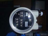 Converter flow meter electromagnetic