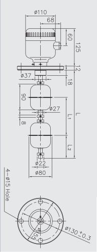 JRS Float Level Switch