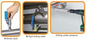 Cara Pemasangan VA500 Flow Meter